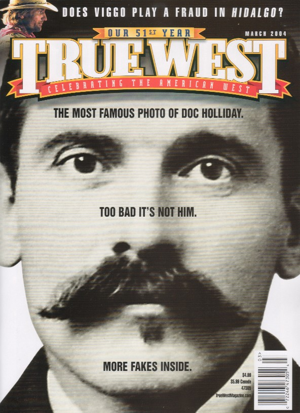 "True West Magazine - The Truth about ""Hidalgo"" 
